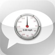 A+ Voice Speedometer